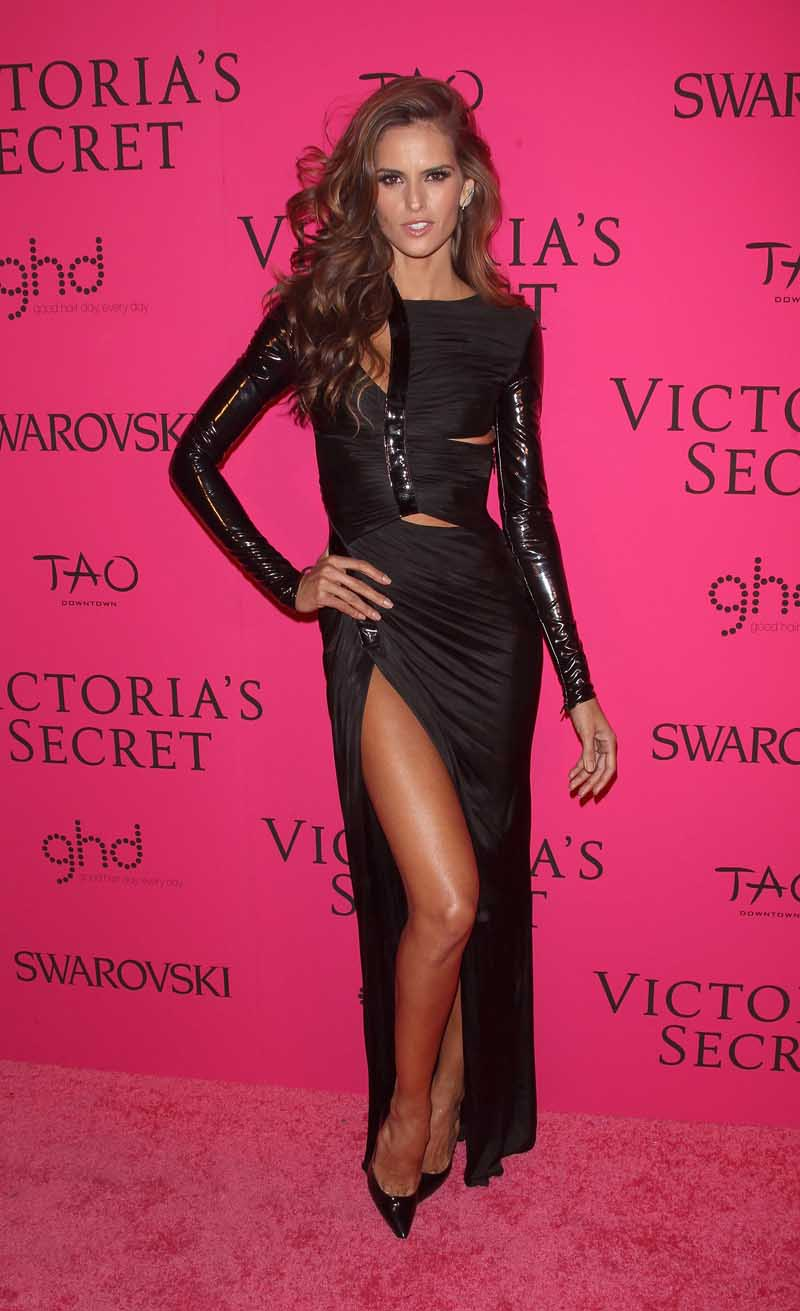 NEW YORK, NY - NOVEMBER 13:  Model Izabel Goulart attends the after party for the 2013 Victoria's Secret Fashion Show at TAO Downtown on November 13, 2013 in New York City.  (Photo by Jim Spellman/WireImage)