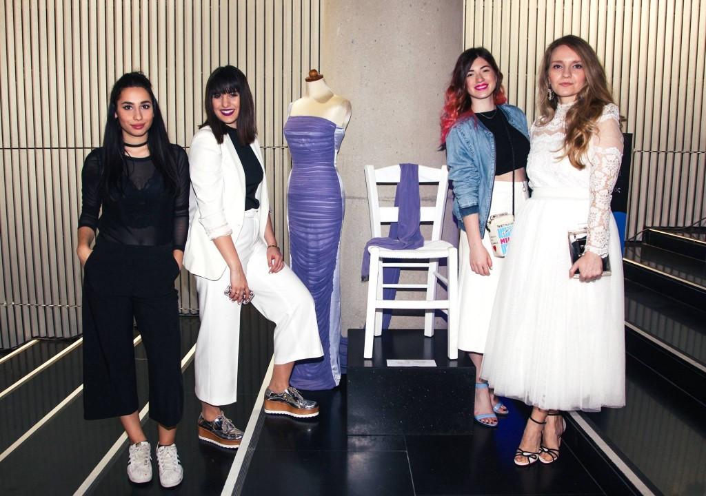 Fashion bloggers - 19th AXDW