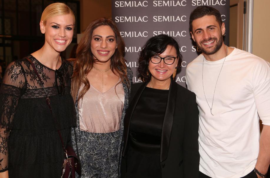 H SEMILAC για πρώτη φορά στην Ελληνική Εβδομάδα Μόδας!